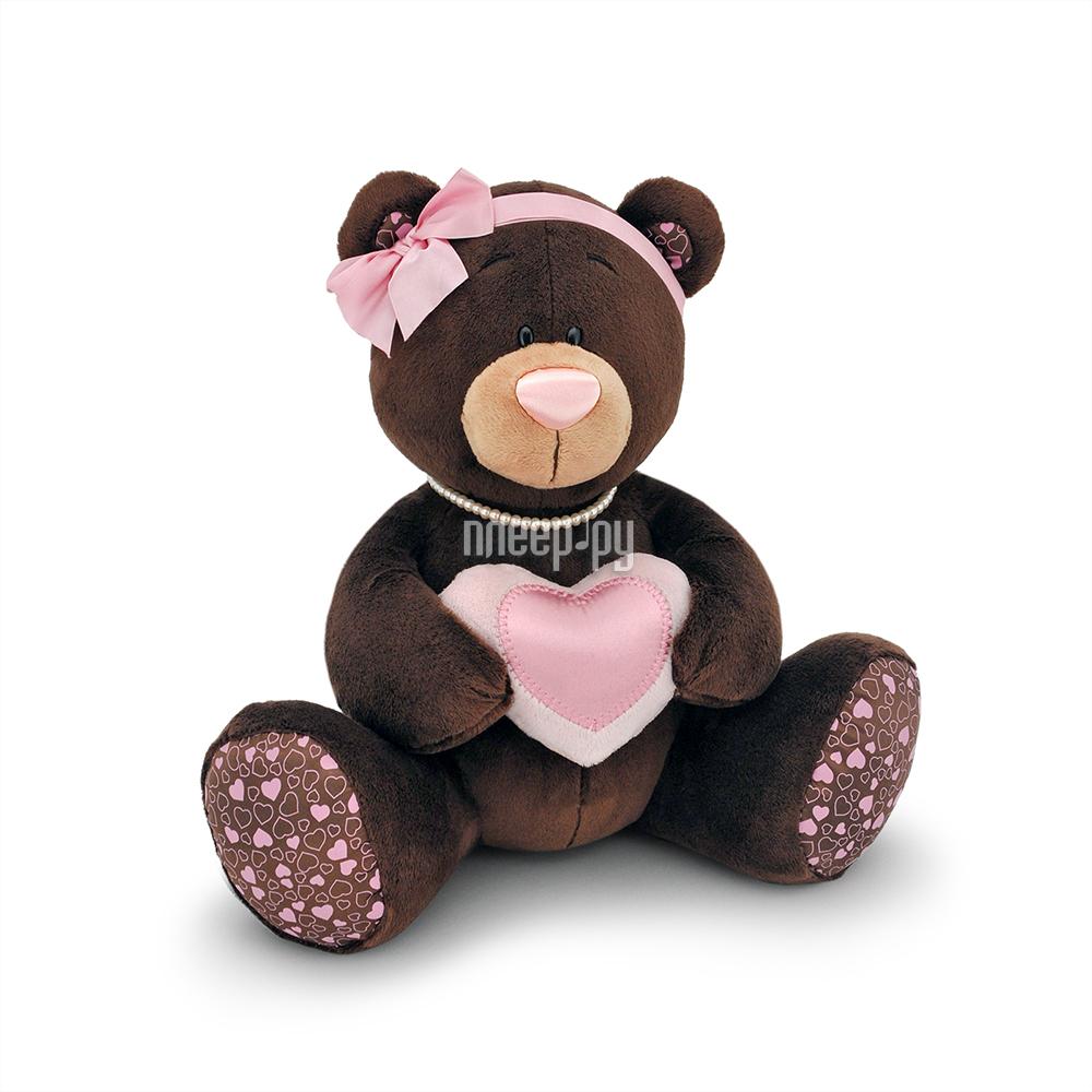 Игрушка Orange Toys Milk Медведь с сердцем 30cm 78634 M003 / 30 за 1066 рублей