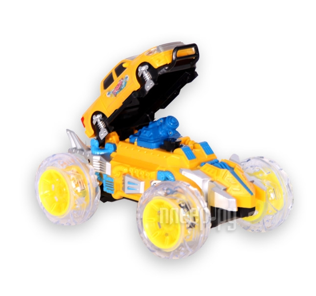 Радиоуправляемая игрушка Mioshi Tech Waterjet Yellow MTE1201-034