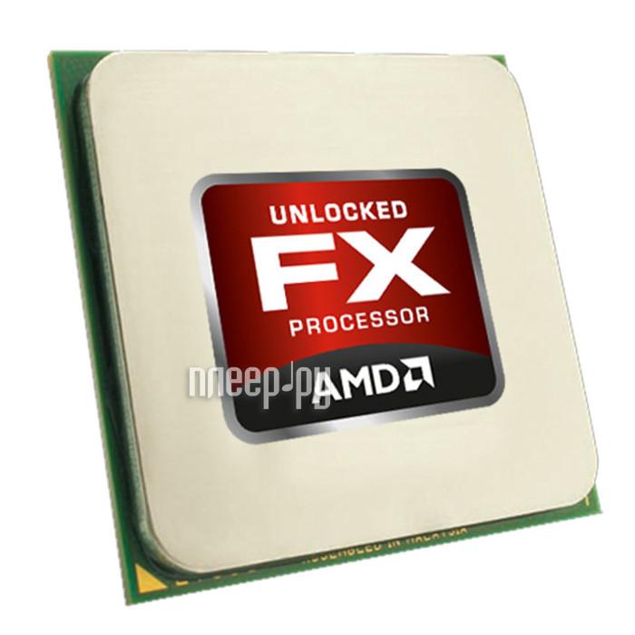 Процессор AMD FX-8310 Vishera FD8310WMW8KHK