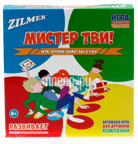 Настольная игра Zilmer Мистер Тви! ZIL0501-006 купить