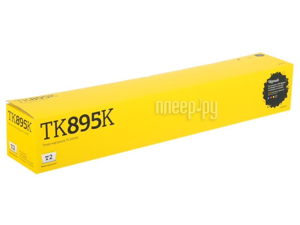Картридж T2 TC-K895B для Kyocera FS-C8020MFP / C8025MFP / C8520MFP / C8525MFP