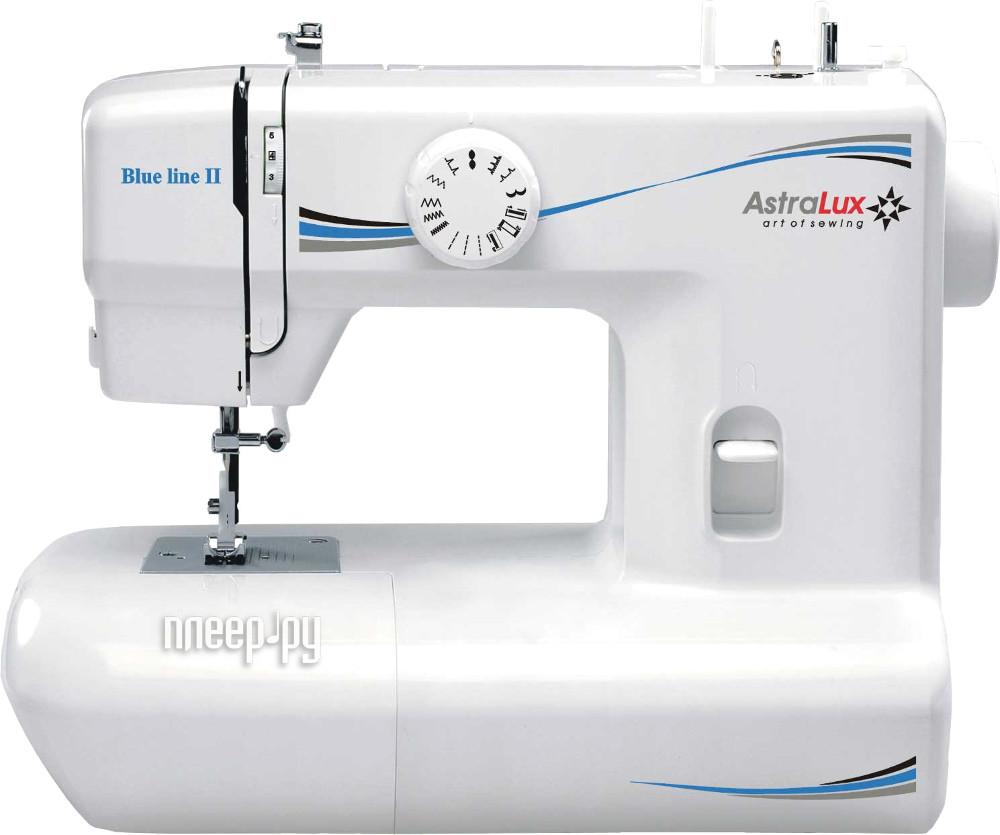 Швейная машинка Astralux Blue Line II