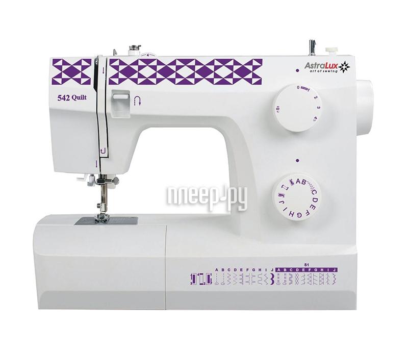 Швейная машинка Astralux 542 Quilt