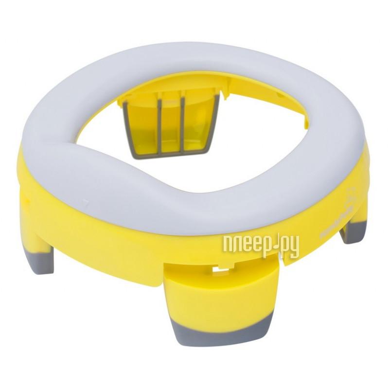 Горшок Roxy-Kids HandyPotty Lemon HP-245Y