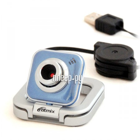 Вебкамера Ritmix RVC-025M  Pleer.ru  218.000