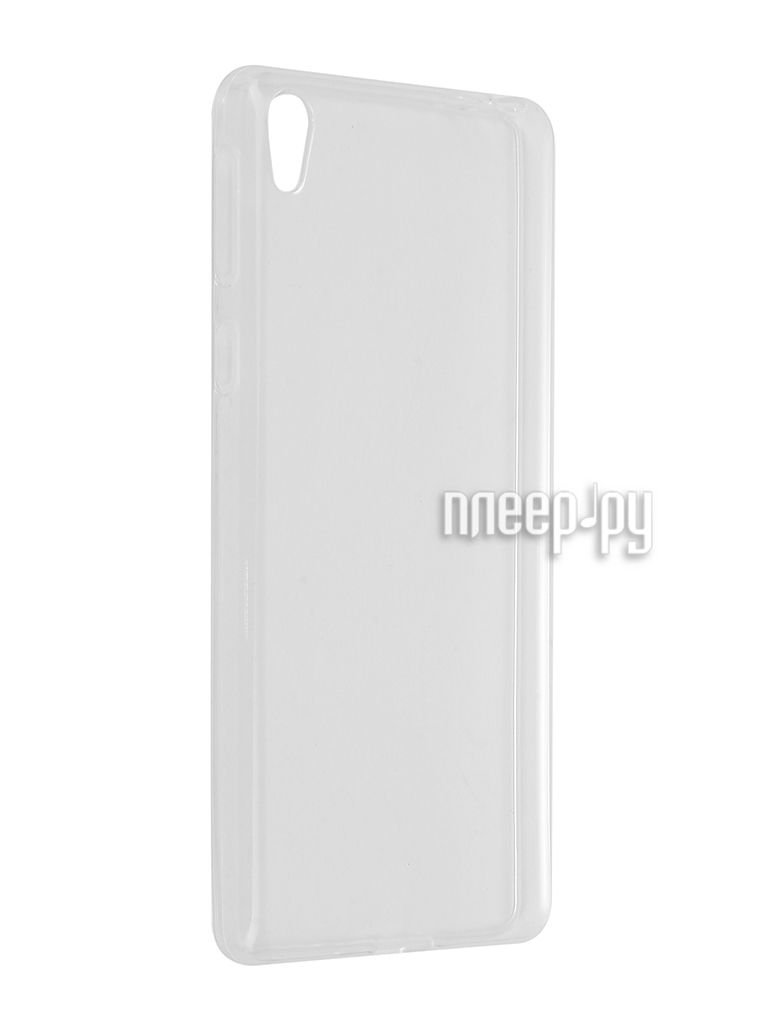 Аксессуар Чехол Sony Xperia E5 F3311 / F3313 Svekla Transparent SV-SOF3311-WH