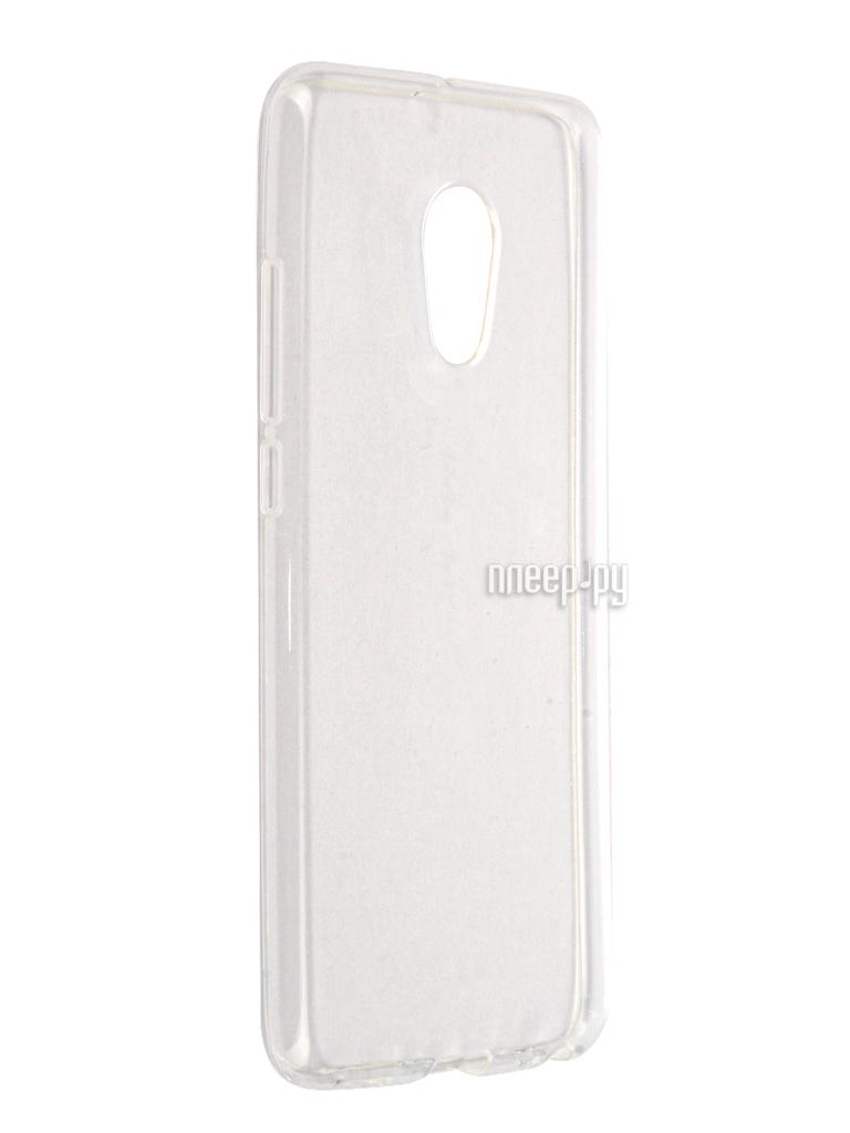 Аксессуар Чехол Meizu Pro 6 Svekla Transparent SV-MZMPRO6-WH