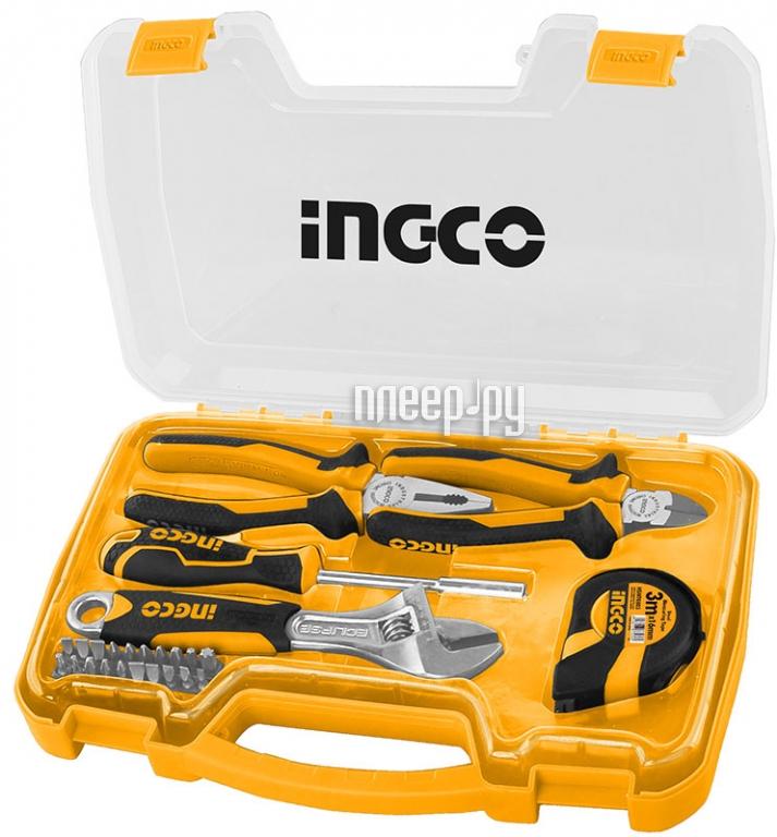 Набор инструмента Ingco HKTH10258