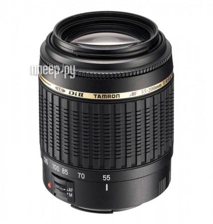 Объектив Tamron Sony / Minolta AF 55-200 mm F/4-5.6 Di II LD Macro  Pleer.ru  4547.000