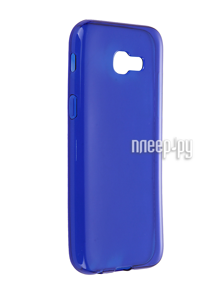 Аксессуар Чехол Samsung Galaxy A5 2017 iBox Crystal Blue