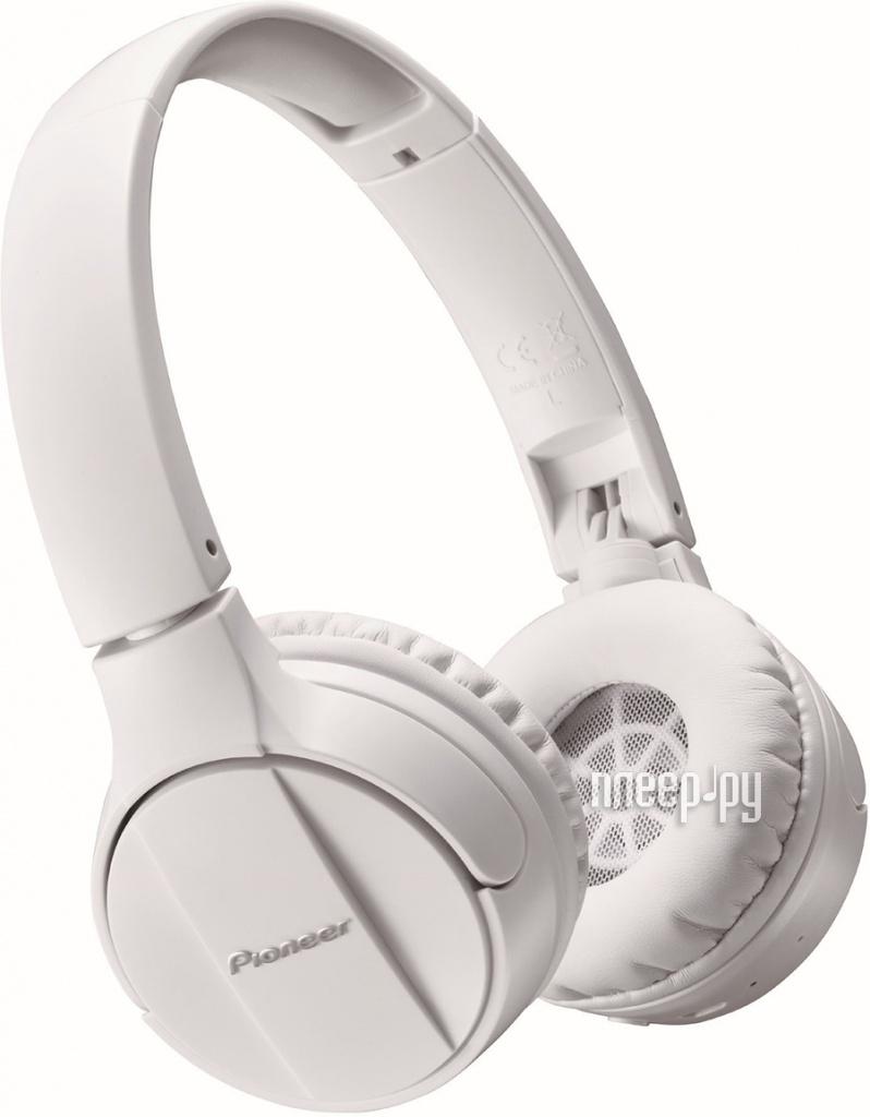 Гарнитура Pioneer SE-MJ553BT White