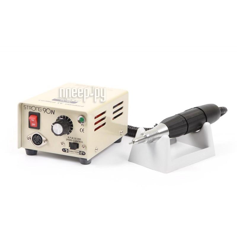 Аппарат для маникюра и педикюра Strong 90N/102 с педалью