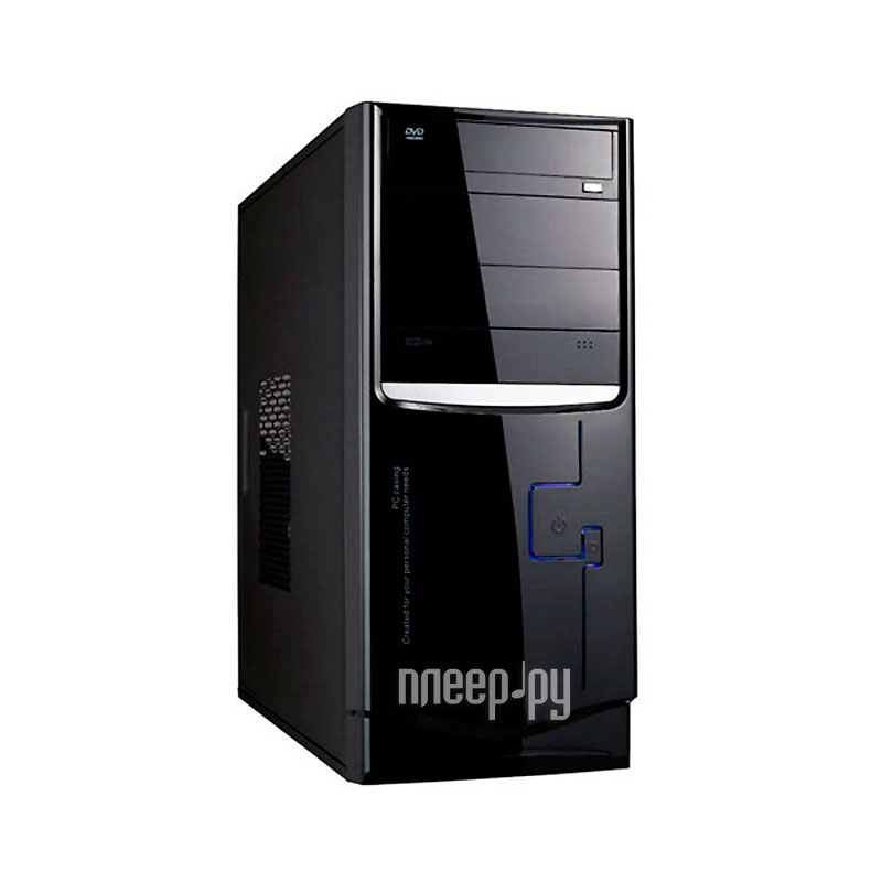 Корпус Delux DLC-MV872PS Black