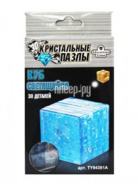 3D-пазл Crystal Puzzle Куб L Светильник New TY94381A