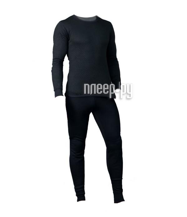 Термобелье CRATEX M size Black 361402