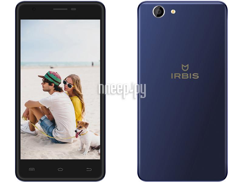 Сотовый телефон Irbis SP58 Blue за 3555 рублей