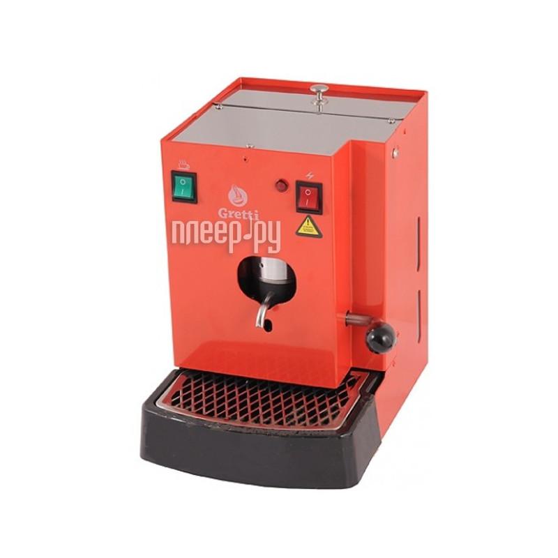 Кофеварка Gretti NR-100 Red