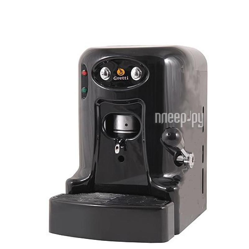 Кофеварка Gretti WS-205 Black