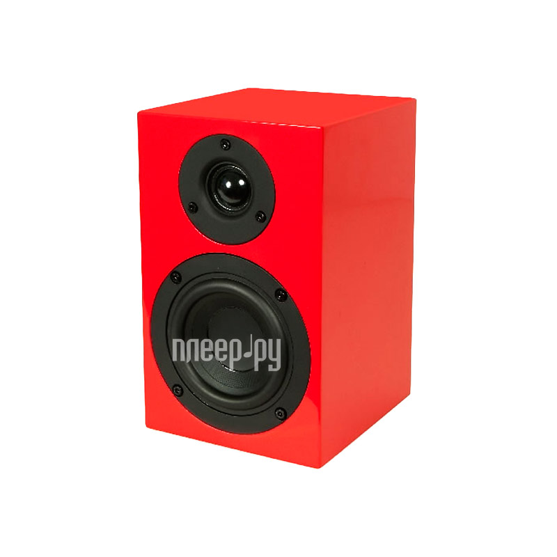 Колонки Pro-Ject AC SPEAKER BOX 4 Red