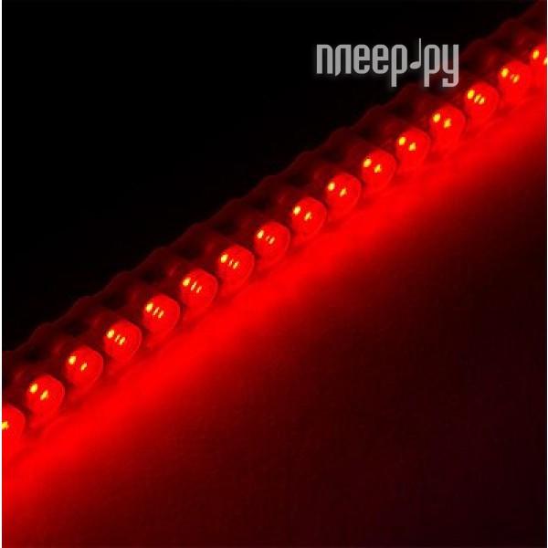 Светодиодная лента SWGroup DIP 9.6W 96 LED / m 1m IP67 12V Red (2штуки)