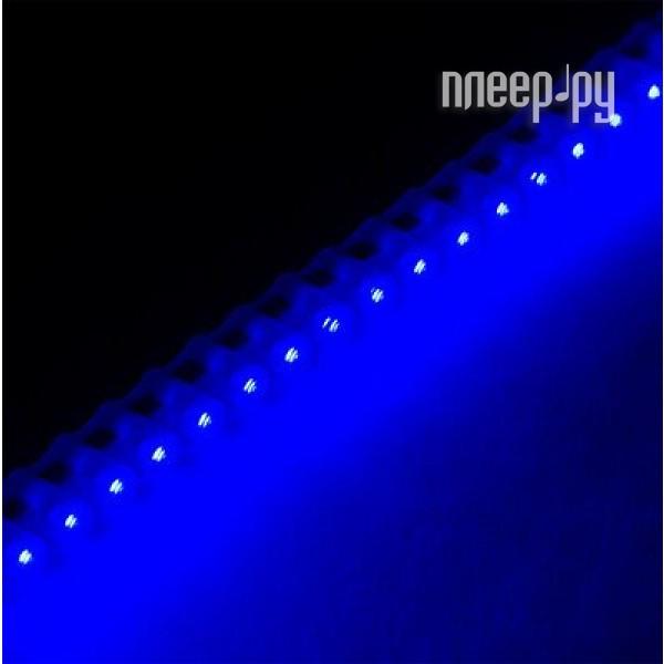 Светодиодная лента SWGroup DIP 9.6W 96 LED / m 1m IP67 12V Blue (2штуки)