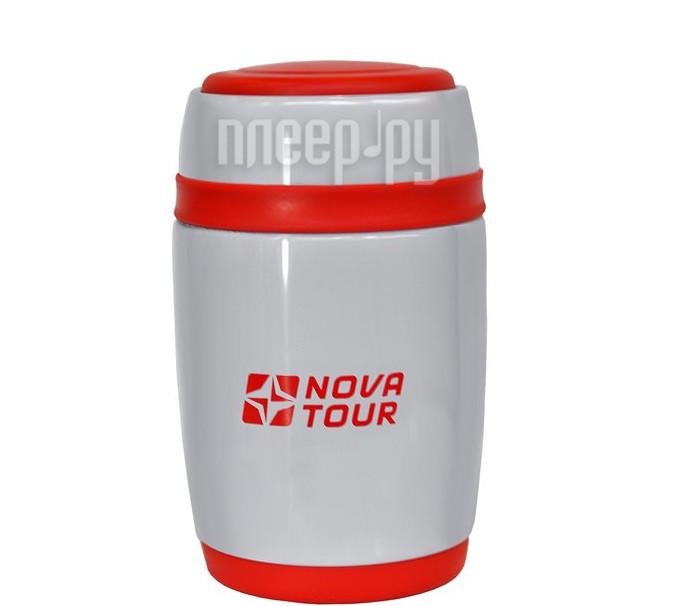 Термос Nova Tour Ланч 480 Grey-Red 95914-055-00