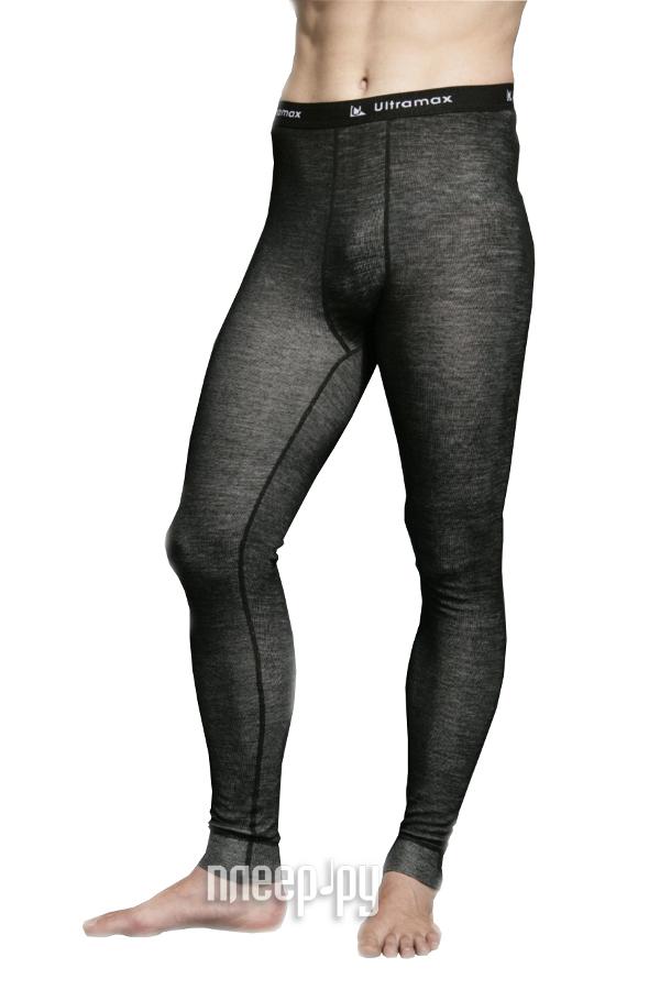 Кальсоны Ultramax 4XL Dark Grey 56-58 U5921-DGR