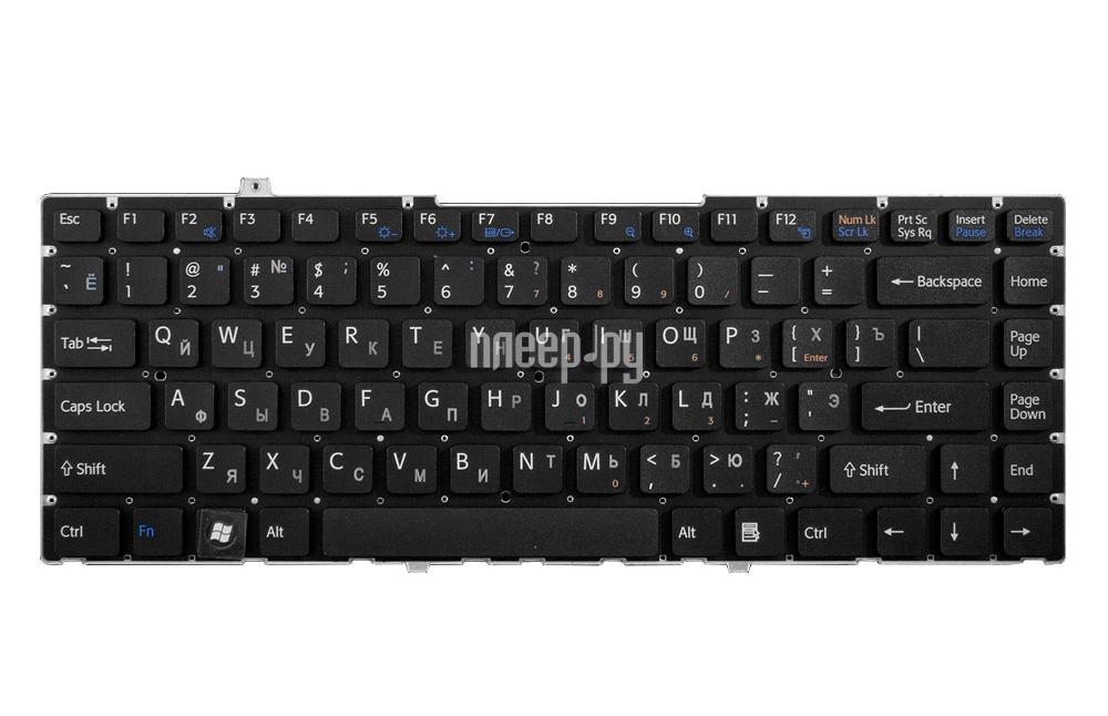 Клавиатура TopON TOP-100500 для HP Mini 1000 / 700 / 1100 Series Black