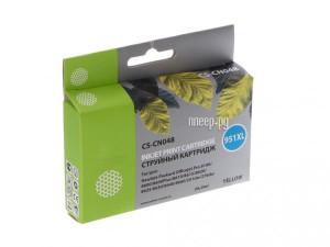 Купить Картридж Cactus (аналог HP CS-CN048 №951XL) для DJ Pro 8100/8600 Yellow