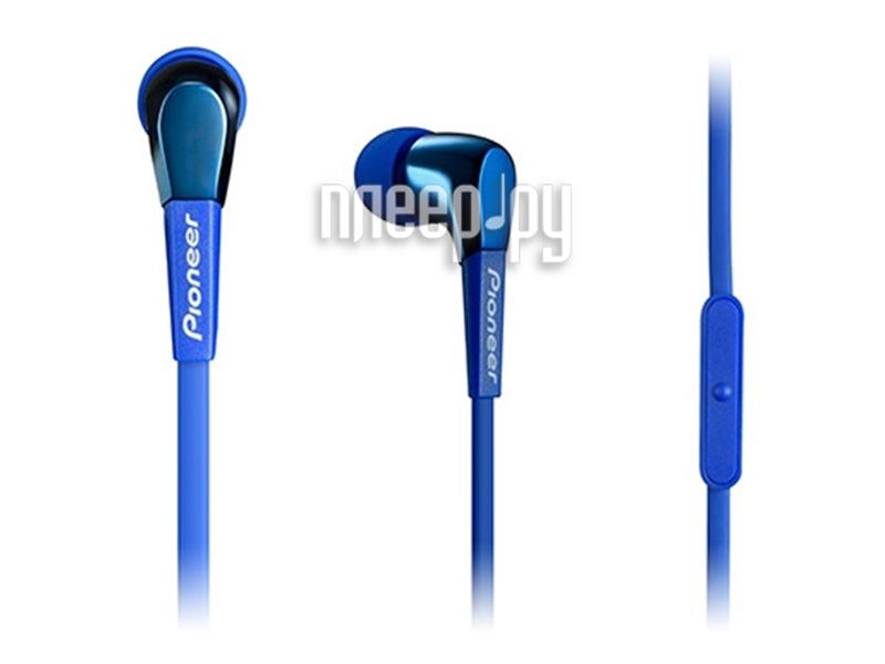 Гарнитура Pioneer SE-CL722T-L Blue