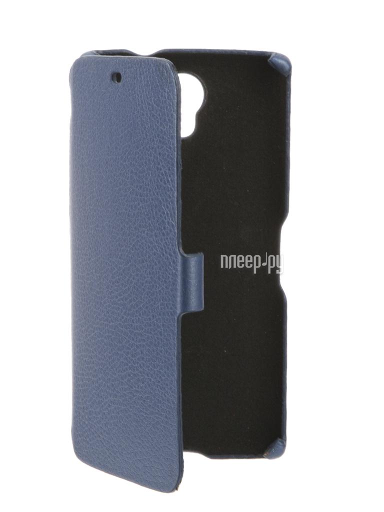 Аксессуар Чехол BQ BQS-5502 Hammer Cojess Ultra Slim Book Экокожа флотер Light