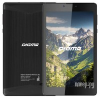 Планшет Digma Optima Prime 2 3G Black TS7067PG (Spreadtrum SC7731 1.2 GHz/512Mb/8Gb/Wi-Fi/3G/Bluetooth/GPS/Cam/7.0/1280x800/Android) 388007