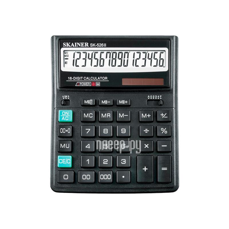 Калькулятор Skainer SK-526II