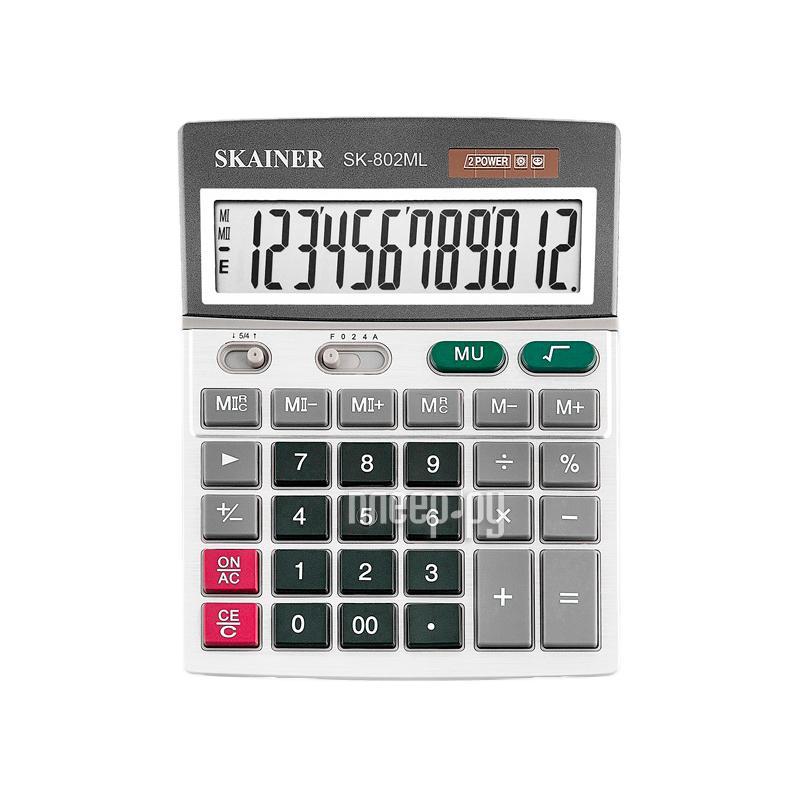 Калькулятор Skainer SK-802ML