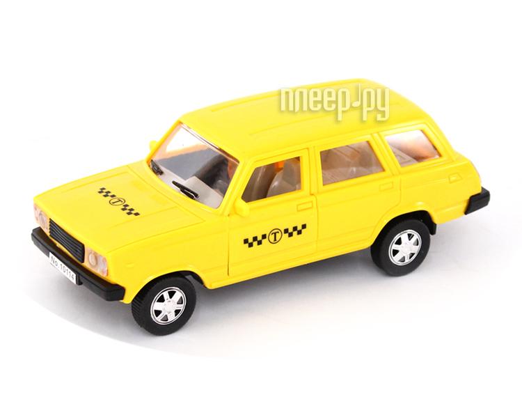 Машина Авто по-Русски ТАКСИ 10904АПР