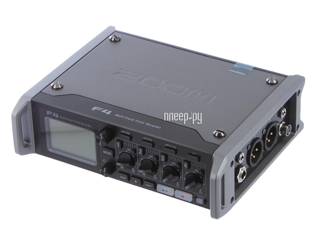 Аудиорекордер Zoom F4