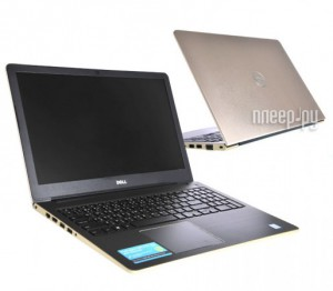 Купить Ноутбук Dell Vostro 5568 5568-0100 (Intel Core i5-7200U 2.5 GHz/8192Mb/1000Gb/No ODD/nVidia GeForce 940MX 2048Mb/Wi-Fi/Bluetooth/Cam/15.6/1920x1080/Windows 10 64-bit)