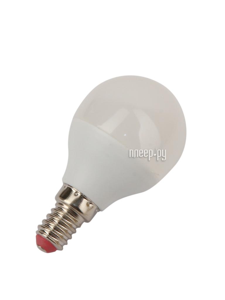 Лампочка Экономка Шарик GL45 5W Е14 230V 6500K Eco_LED5WGL45E1465