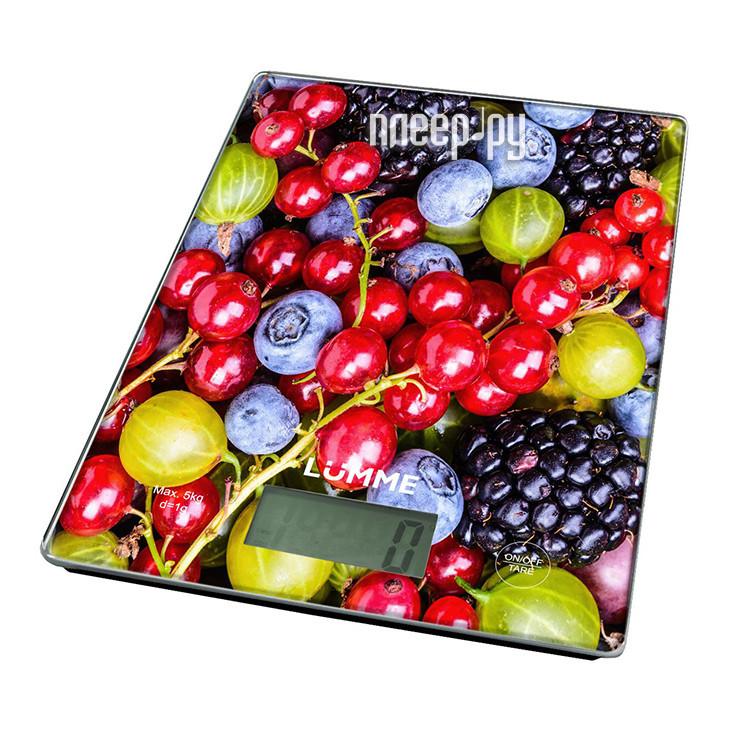 Весы Lumme LU-1340 Berry mix