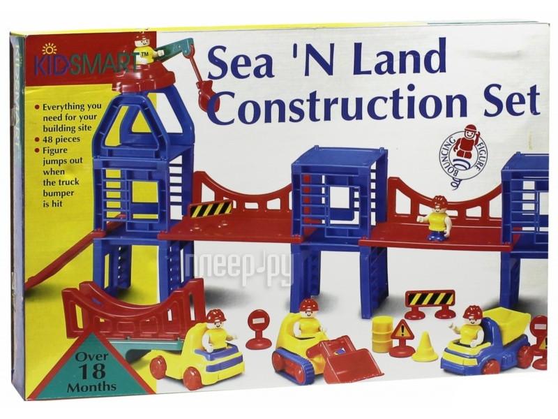 Конструктор Kidsmart Море и суша 29001
