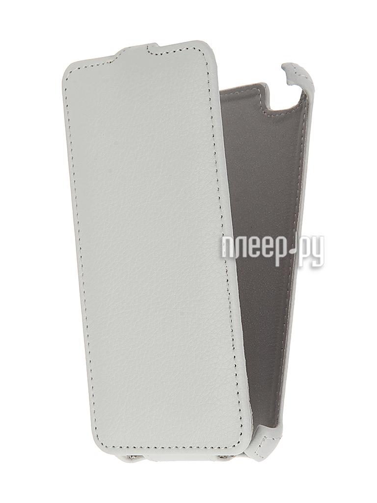 Аксессуар Чехол Xiaomi Redmi 4A Zibelino Classico White ZCL-XIA-RDM-4A-WHT