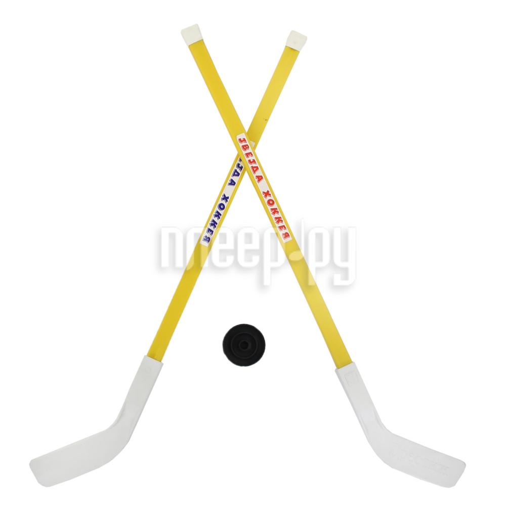 Игра спортивная Престиж Набор хоккейный с шайбой