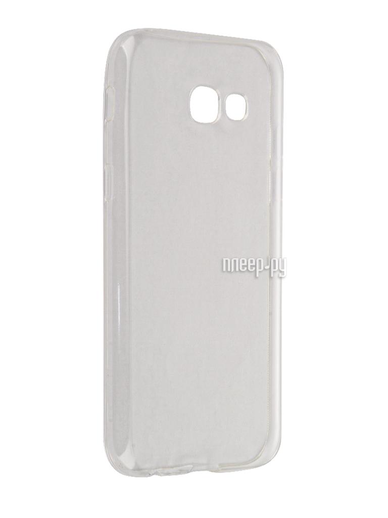 Аксессуар Чехол Samsung Galaxy A5 2017 Zibelino Ultra Thin Case White ZUTC-SAM-A5-2017-WHT