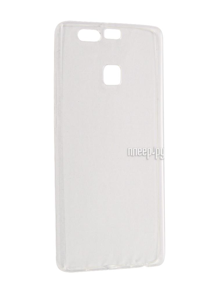 Аксессуар Чехол Huawei P9 Cojess Silicone TPU 0.3mm Transparent глянцевый