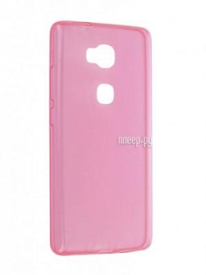 Купить Аксессуар Чехол Huawei Honor 5X / Mate 7 Mini Cojess Silicone TPU 0.3mm Pink глянцевый