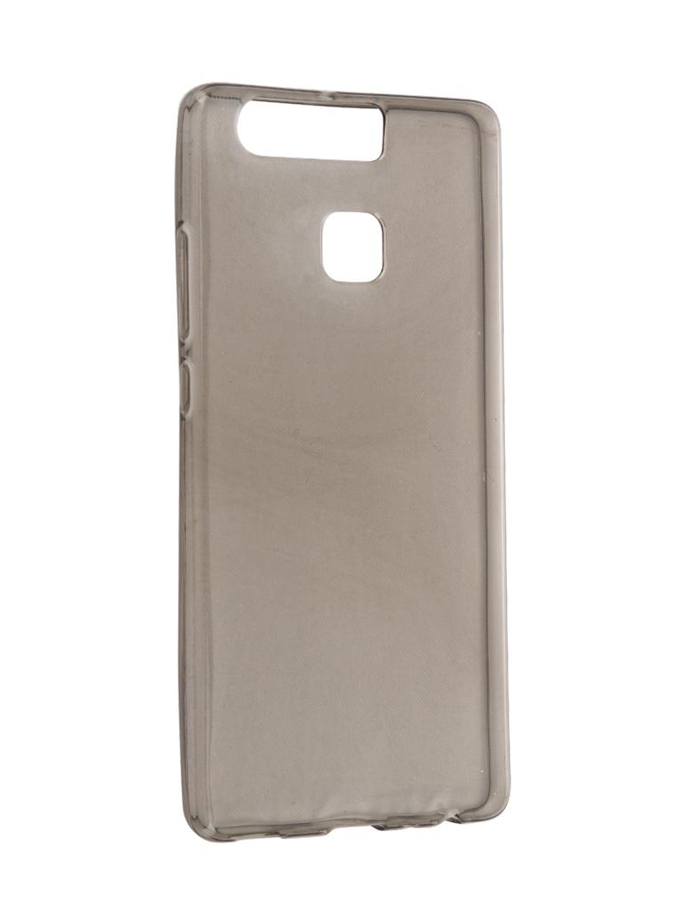 Аксессуар Чехол Huawei P9 Cojess Silicone TPU 0.3mm Grey глянцевый