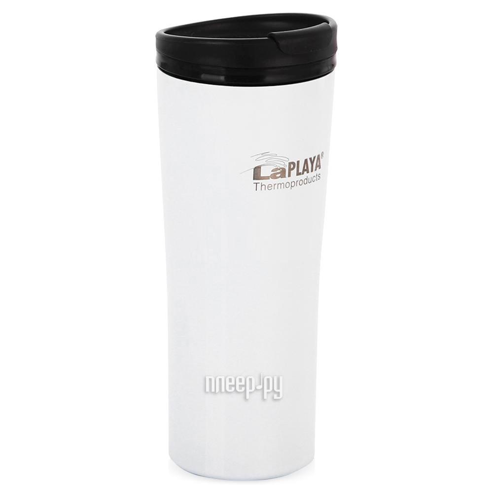 Термокружка La Playa Vacuum Travel Mug 400ml White 560058