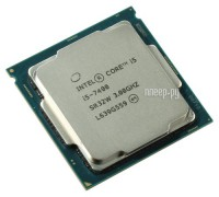 Процессор Intel Core i5-7400 Kaby Lake (3000MHz/LGA1151/L3 6144Kb)