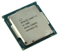 Процессор Intel Core i5-7600 Kaby Lake (3500MHz/LGA1151/L3 6144Kb)