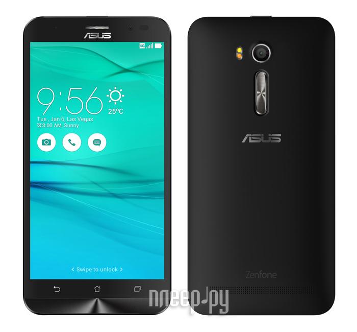 Сотовый телефон ASUS ZenFone Go ZB552KL 16Gb Black